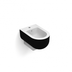 Wall-mount bathtub mxier