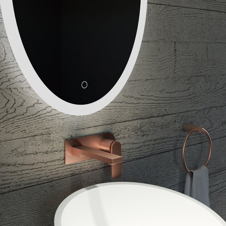 Bathroom Mirror with LED lighting